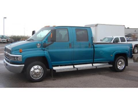 used 2006 chevrolet c series kodiak c4500 crew cab pickup. Black Bedroom Furniture Sets. Home Design Ideas