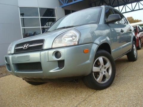 Used 2007 hyundai tucson gls for sale stock p5707 for Tysinger motors used cars