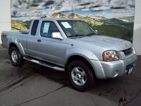 Used 2001 Nissan Frontier Se V6 King Cab 4x4 For Sale Stock