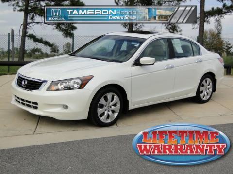 Used 2008 honda accord ex l v6 sedan for sale stock for Tameron honda daphne al