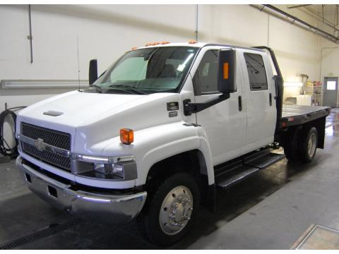 Used 2006 Chevrolet C Series Kodiak C4500 Crew Cab Chassis For Sale Stock 20179u Dealerrevs