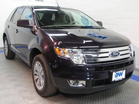 Used 2007 Ford Edge Sel Plus Awd For Sale Stock F63352z Dealer Car Ad