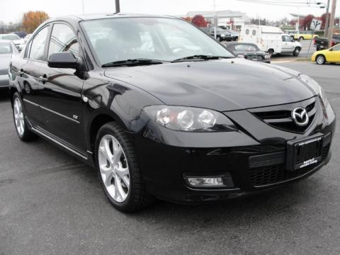 used 2007 mazda mazda3 s grand touring sedan for sale stock 740153 dealer. Black Bedroom Furniture Sets. Home Design Ideas