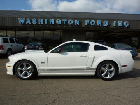 used 2007 ford mustang gt cs california special coupe for sale stock 000z7383 dealerrevs. Black Bedroom Furniture Sets. Home Design Ideas