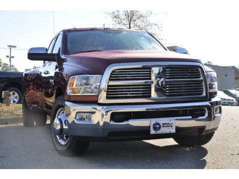 New 2011 Dodge Ram 3500 HD Laramie Crew Cab Dually for Sale - Stock #
