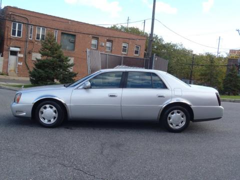 Used 2001 Cadillac DeVille Sedan for Sale - Stock #175225 ...