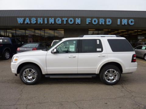 new 2010 ford explorer limited 4x4 for sale stock 0tr10729. Cars Review. Best American Auto & Cars Review