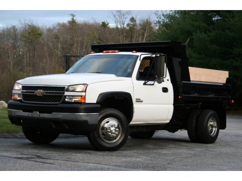 used 2005 chevrolet silverado 3500 regular cab 4x4 chassis dump truck for sale stock 268396. Black Bedroom Furniture Sets. Home Design Ideas