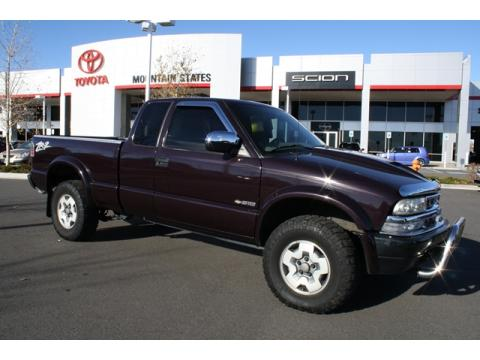 used 2002 chevrolet s10 zr2 extended cab 4x4 for sale stock t28163230. Black Bedroom Furniture Sets. Home Design Ideas
