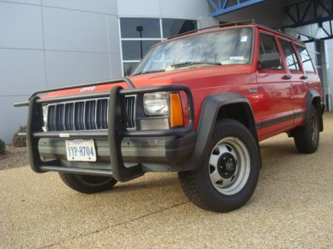 Used 1996 jeep cherokee se for sale stock tu1017b Tysinger motor company