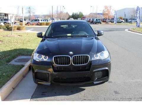Bmw X6m Black. 2010 BMW X6 M with Black