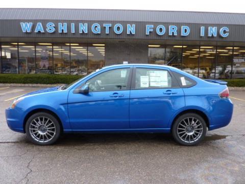 new 2011 ford focus ses sedan for sale stock 00fc1161. Black Bedroom Furniture Sets. Home Design Ideas