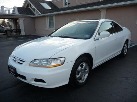 used 2001 honda accord ex coupe for sale stock 1a034288 dealer car ad. Black Bedroom Furniture Sets. Home Design Ideas