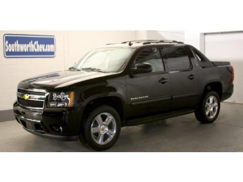 new 2011 chevrolet avalanche lt 4x4 for sale stock 21425 dealer car ad. Black Bedroom Furniture Sets. Home Design Ideas