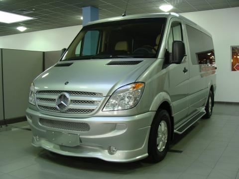 Mercedes benz sprinter custom van for sale for Custom mercedes benz for sale