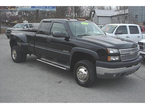 Used 2005 chevrolet silverado 3500 lt extended cab 4x4 for Bureau of motor vehicles bloomington indiana