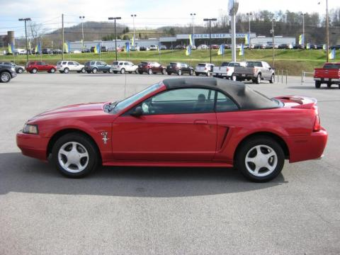 used 2000 ford mustang gt convertible for sale stock. Black Bedroom Furniture Sets. Home Design Ideas
