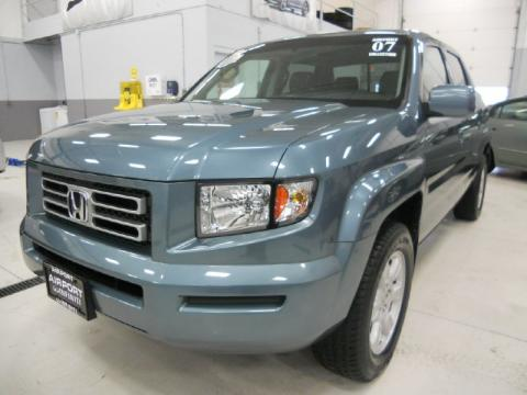 Airport Acura on Used 2007 Honda Ridgeline Rtl For Sale   Stock  I376305a   Dealerrevs