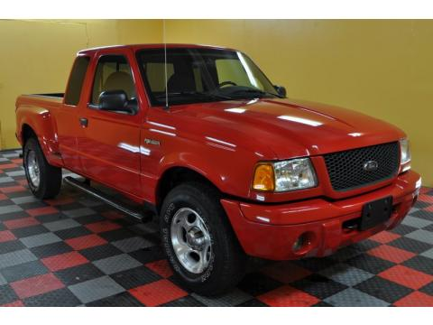 used 2003 ford ranger edge supercab 4x4 for sale stock b40212 dealer car. Black Bedroom Furniture Sets. Home Design Ideas