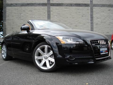 Modern Models Audi Black Car Wallpaper