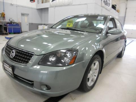 Airport Acura on Used 2005 Nissan Altima 3 5 Sl For Sale   Stock  I850799a   Dealerrevs