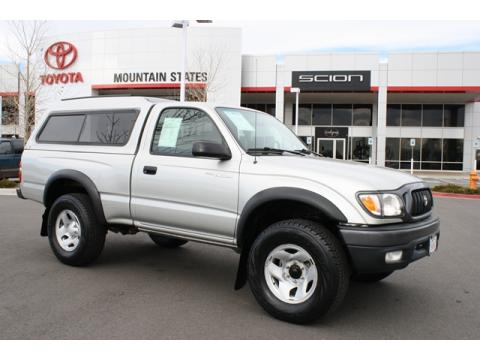 used 2004 toyota tacoma regular cab 4x4 for sale stock t4z462042 dealer. Black Bedroom Furniture Sets. Home Design Ideas