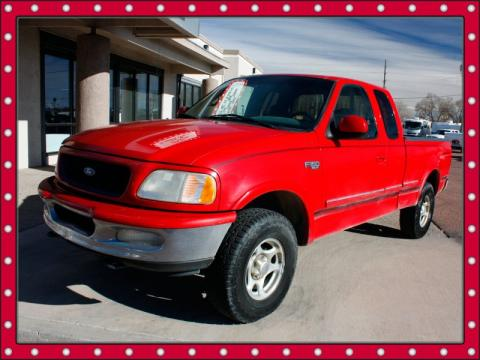Used 1997 Ford F150 XLT Extended Cab 4x4 for Sale - Stock #10182A