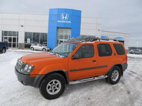 used 2003 nissan xterra xe v6 4x4 for sale - stock #f338391