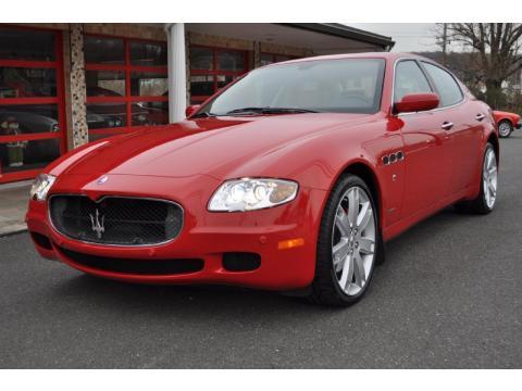 used 2007 maserati quattroporte sport gt for sale stock 031057 dealer car. Black Bedroom Furniture Sets. Home Design Ideas