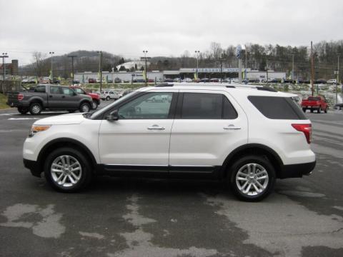 new 2011 ford explorer xlt 4wd for sale stock 11f0189 dealer car ad 41631426. Black Bedroom Furniture Sets. Home Design Ideas