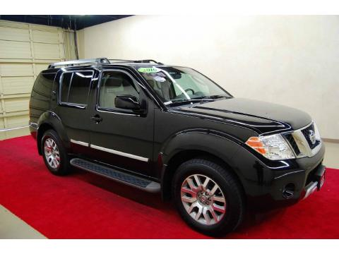 used 2010 nissan pathfinder le for sale stock 1049244. Black Bedroom Furniture Sets. Home Design Ideas