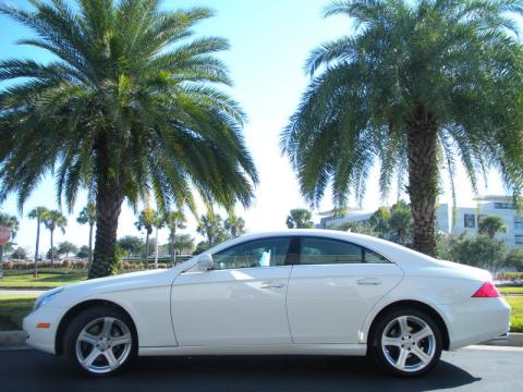 Used 2007 mercedes benz cls 550 for sale stock 7a083433 for Mercedes benz of orlando fl