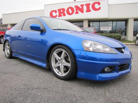 Used Acura RSX Type S Sports Coupe For Sale Stock GC - Used acura rsx type s