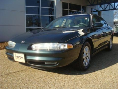 Used 2000 oldsmobile intrigue gls for sale stock p5699a Tysinger motor company