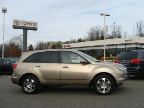 2007 Acura  on Used 2007 Acura Mdx Technology For Sale   Stock  83590   Dealerrevs