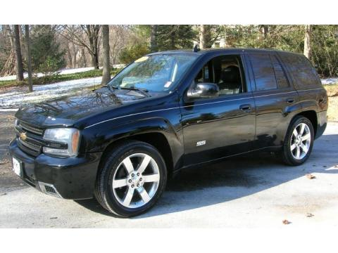used 2006 chevrolet trailblazer ss awd for sale stock s517270a. Black Bedroom Furniture Sets. Home Design Ideas