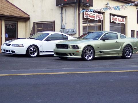 Sport Man 2005 Saleen Ford Mustang S281 Extreme