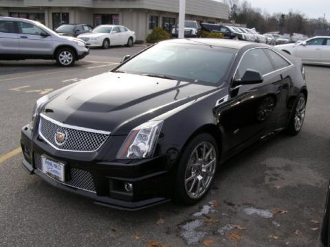 Pine Belt Cadillac >> New 2011 Cadillac CTS -V Coupe for Sale - Stock #B0122841 ...