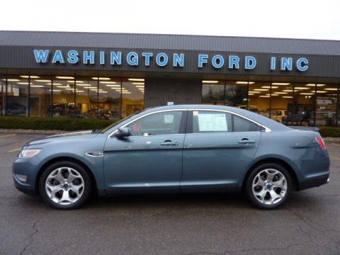 used 2010 ford taurus sho awd for sale stock 000z7595 dealer car ad 42243947. Black Bedroom Furniture Sets. Home Design Ideas