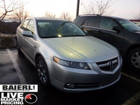 Baierl Acura on Used 2008 Acura Tl 3 5 Type S For Sale   Stock  5p2521   Dealerrevs