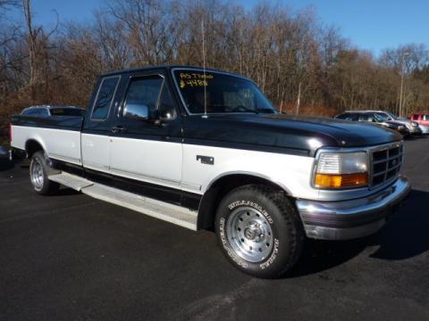 used 1996 ford f150 xlt extended cab for sale stock b0186a dealer car ad. Black Bedroom Furniture Sets. Home Design Ideas