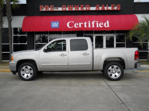 Used 2008 Gmc Sierra 1500 Sle Crew Cab For Sale Stock 2110128a Dealer Car