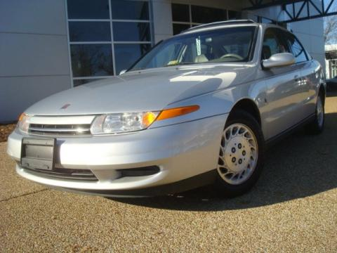 Used 2001 saturn l series l200 sedan for sale stock Tysinger motor company