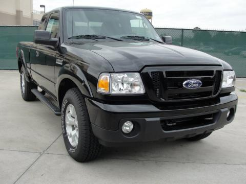 new 2011 ford ranger sport supercab 4x4 for sale stock bpa22140 dealer car. Black Bedroom Furniture Sets. Home Design Ideas