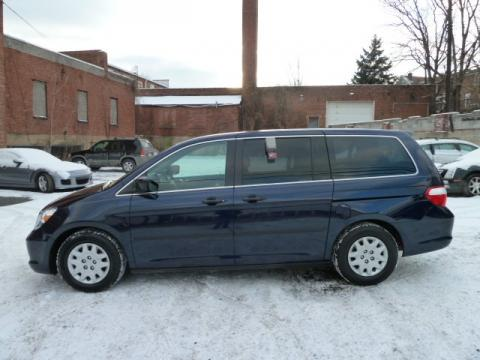 used 2007 honda odyssey lx for sale stock p101312. Black Bedroom Furniture Sets. Home Design Ideas