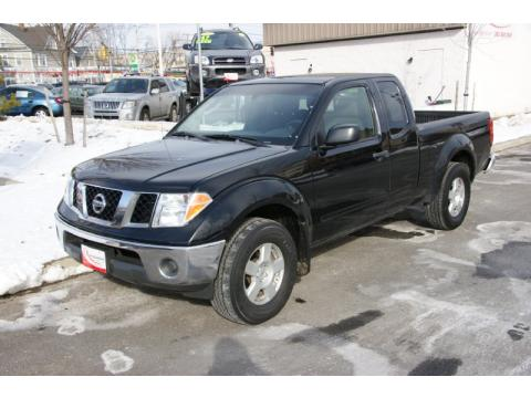 Used 2005 Nissan Frontier Se King Cab 4x4 For Sale Stock 6635