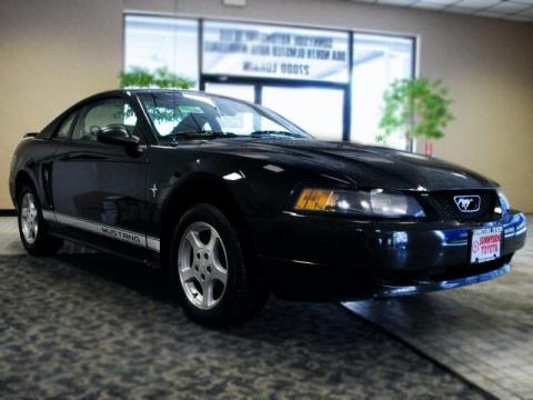 ford mustang  coupe  sale stock
