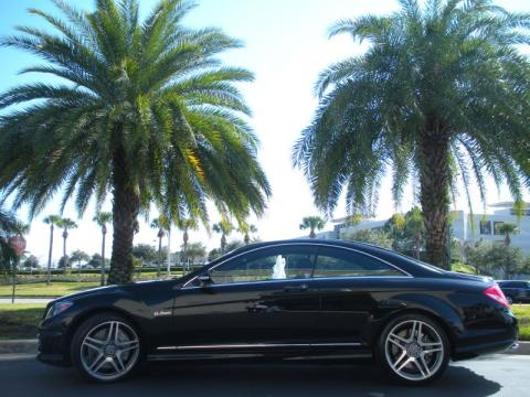 Used 2008 mercedes benz cl 63 amg for sale stock for Mercedes benz south orlando