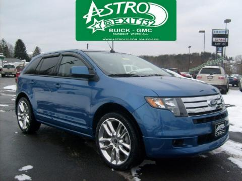 used 2010 ford edge sport awd for sale stock 5064 dealer car ad 42990987. Black Bedroom Furniture Sets. Home Design Ideas