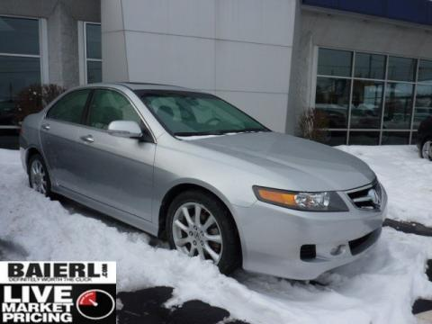 Baierl Acura on Used 2008 Acura Tsx Sedan For Sale   Stock  5p2526   Dealerrevs Com
